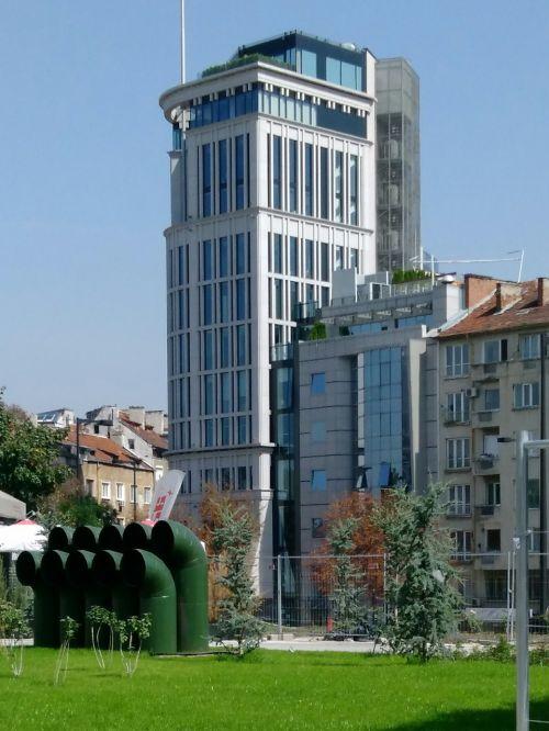 sofia bulgaria center of the city