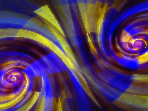 soft swirls fractal