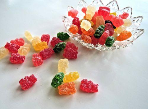 minkštieji saldainiai,rūgštus,saldus,maistas,spalvinga
