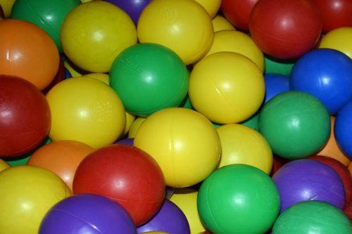 soft play balls fun play