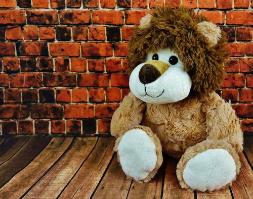 soft toy lion stuffed animal
