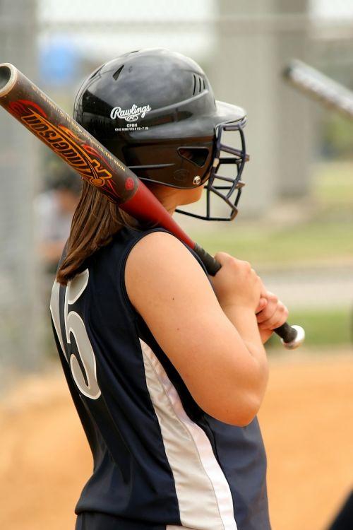 softball high school girls softball