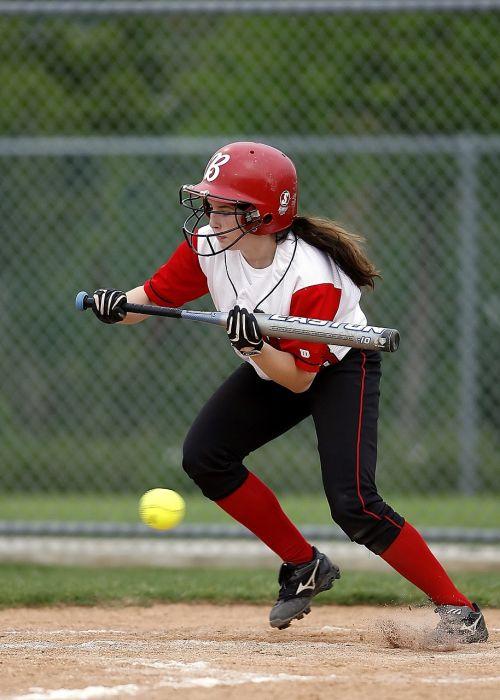 softball batter hitter