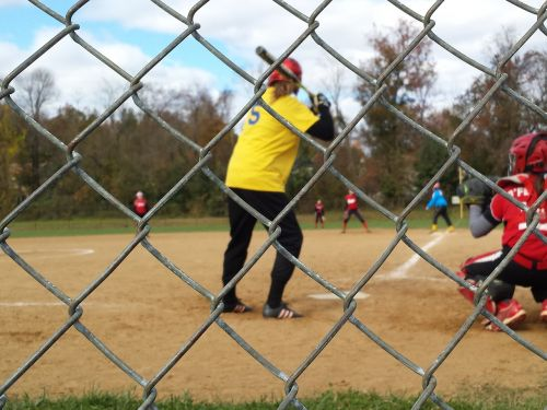 softball fast pitch game