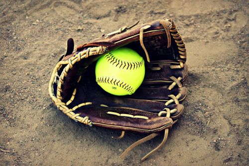 softball outside ball