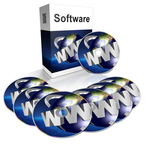 software cd software box