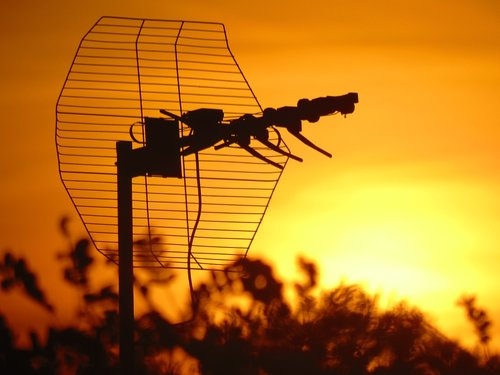 sol  antenna  sky