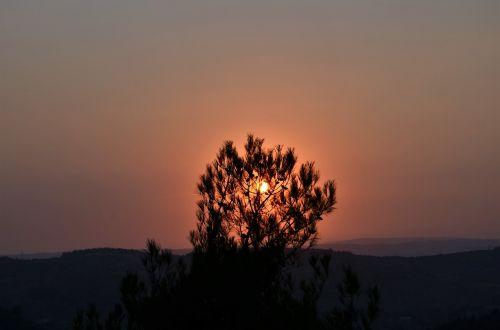 solar nature sky