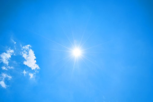 solar  blue  shiny