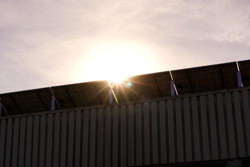 solar cell  solar system  sun