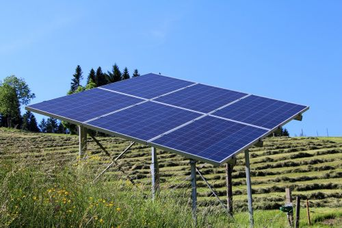 solar energy solar panel current