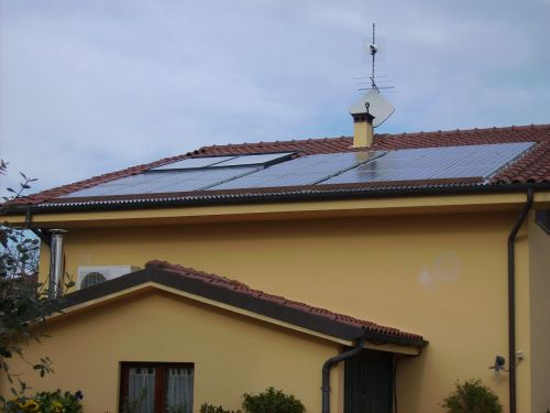 solar energy solar thermal pv