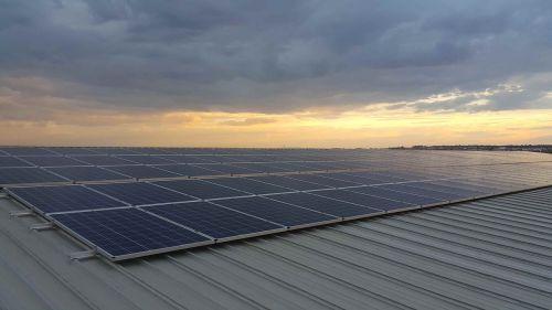 solar energy solar electricity