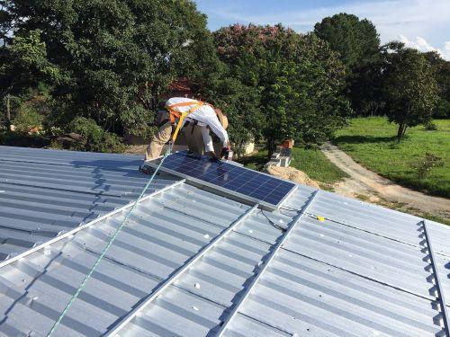 solar energy sustainability photovoltaics
