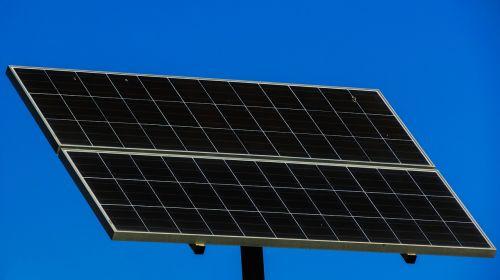 solar panel electricity energy