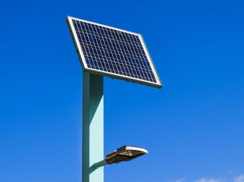 solar panel photo voltaic lighting