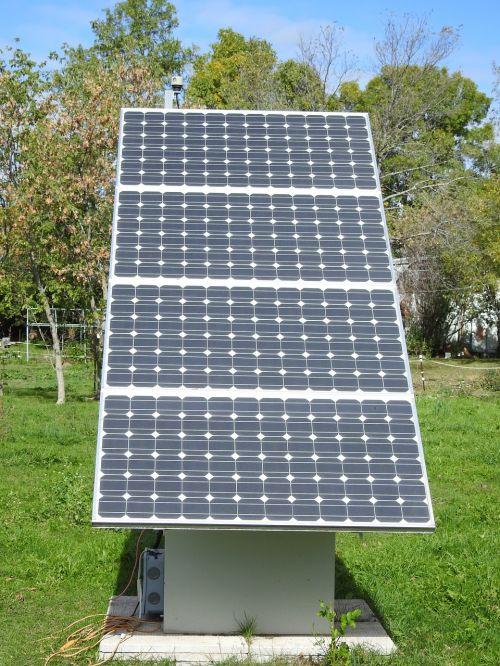 solar power station 120v ac green energy battery backup