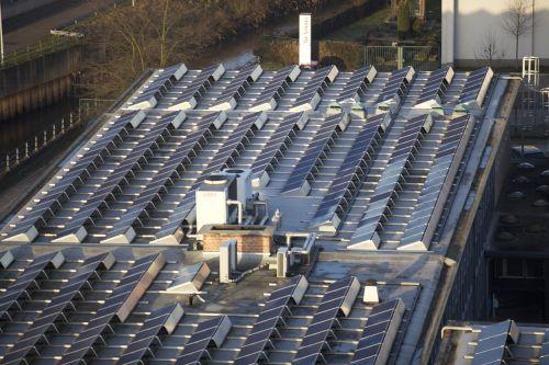 solar panels energy green power