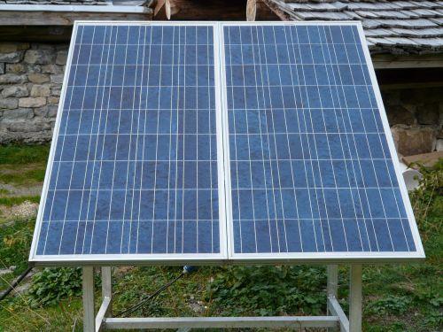 solar system solar cells technology