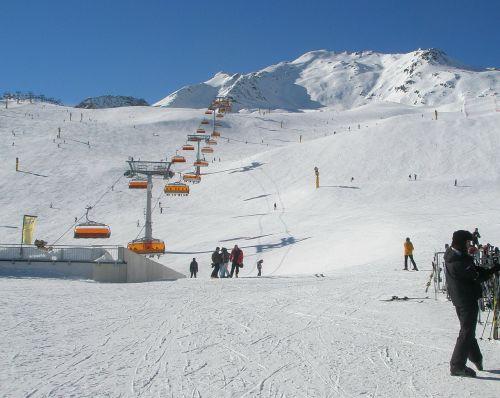 sölden winter ski
