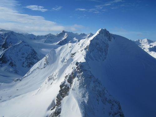 sölden mountains austria