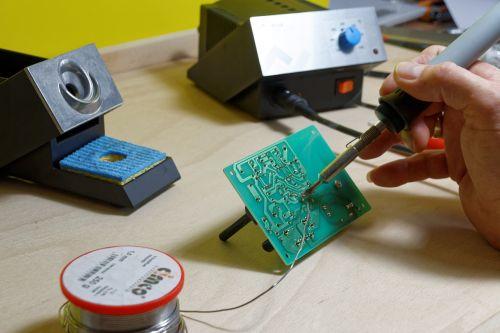 solder soldering station tin