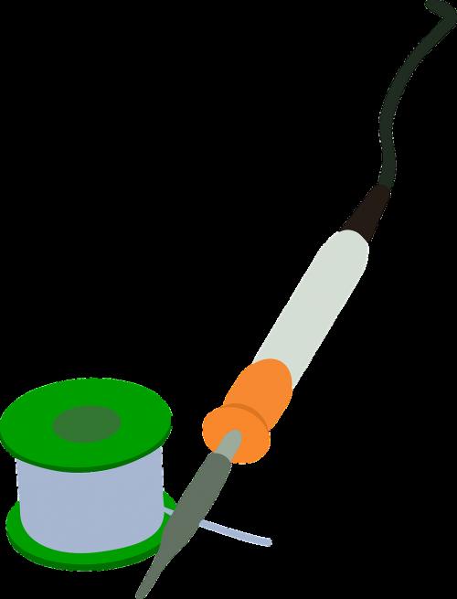 solder iron circuit