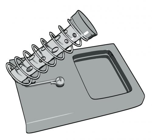 soldering iron stand soldering iron solder