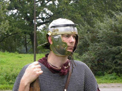 soldier roman roman soldier