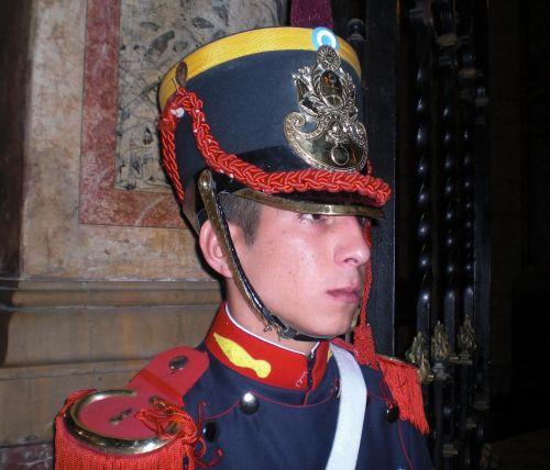 soldier on hold helmet