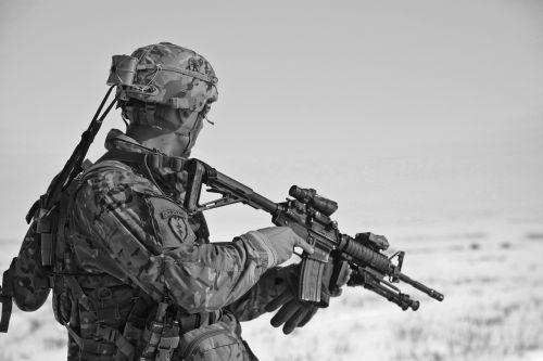 soldier uniform army