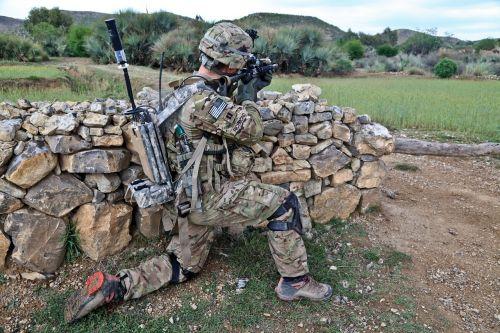 soldier army afghanistan