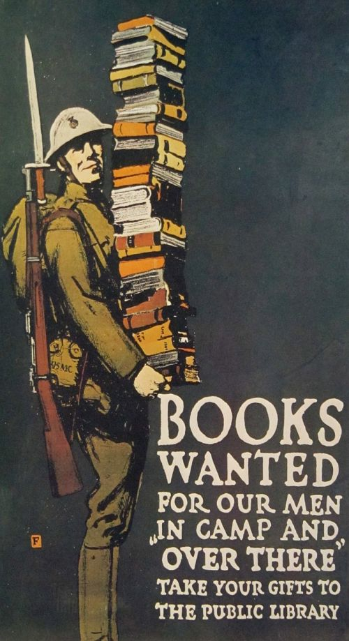 soldier books world war 1