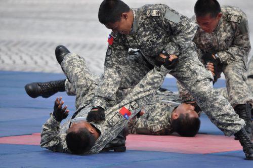 soldier rally combat skills