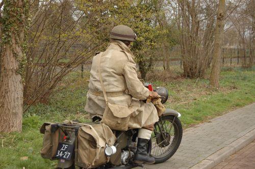 soldier motor historical