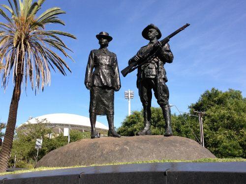 soldiers war memorial