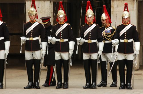 soldiers warta change