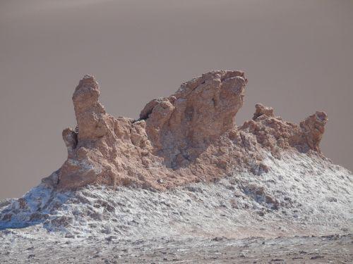 solidity rock desert