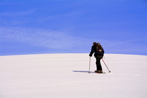 solitude snowshoes excursion