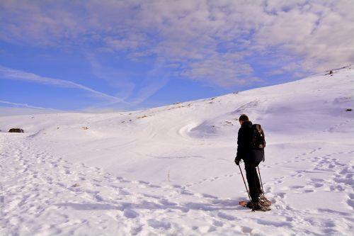 solitude excursion snowshoes