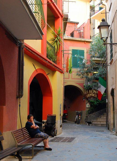 solitude alley woman