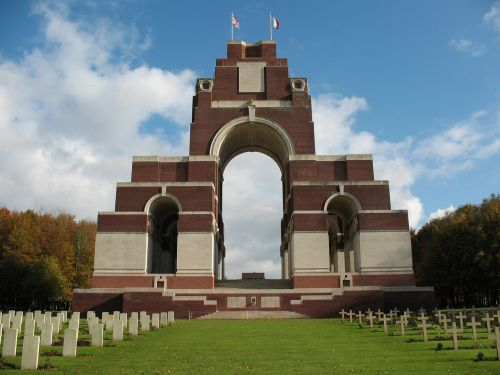 somme thiepval memorial