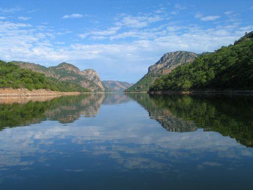 songo river mountains
