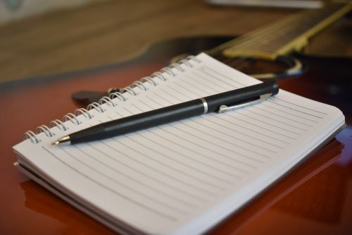 songwriter songwriting instrument