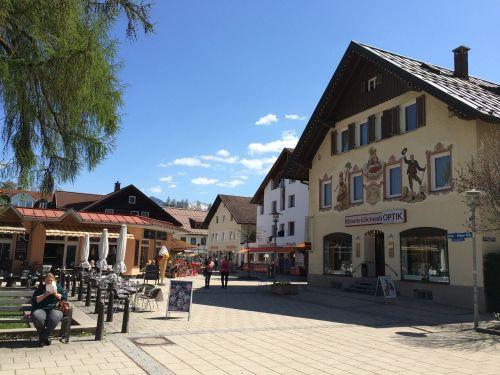 sonthofen allgäu town