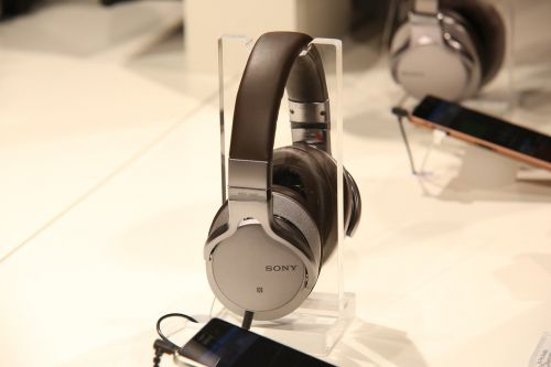 sony headphones music