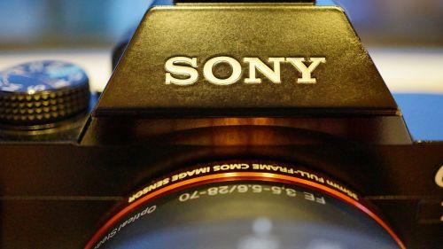 sony camera digital