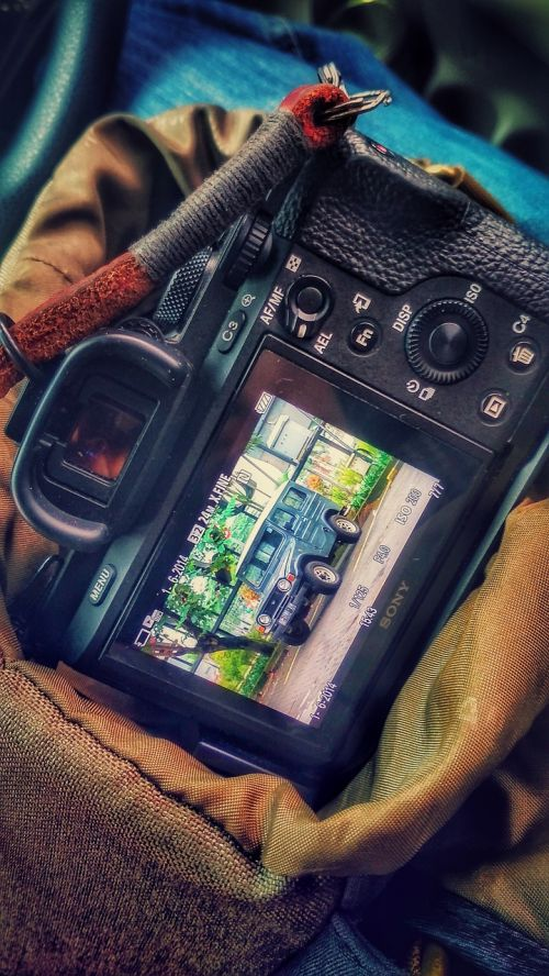 sony alpha sony camera