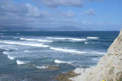 sopelana coastal maritime landscape