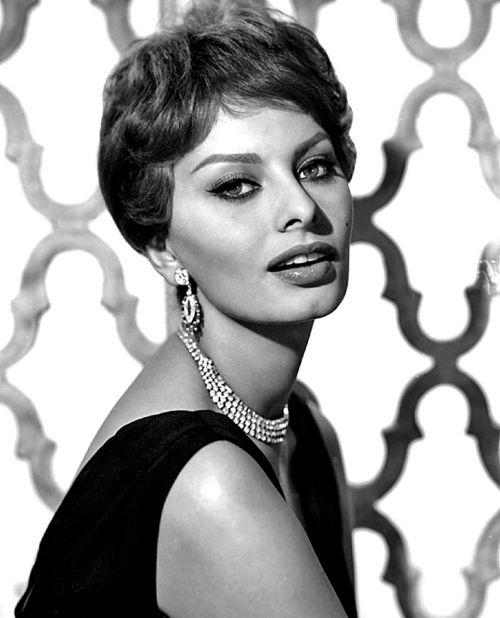 sophia loren actress vintage